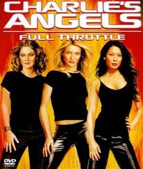 Charlies Angels 2- Full Throttle (Čarlio angelai- Visu greičiu pirmyn)