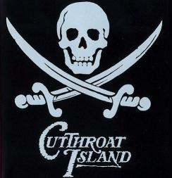 Cutthroat Island (Galvažudžių sala)