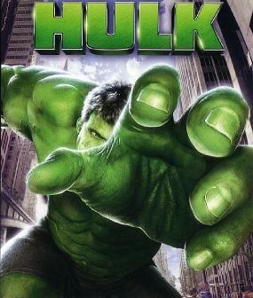 Hulk (Milžinas Halkas)